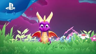 Spyro Reignited Trilogy | Ankündigungs-Trailer [PS4, deutsch]