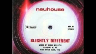 Heiko MSO @ Neuhouse Slightly Different 1997