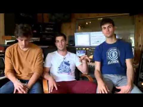 Leonie- Interview tv vendée 17 sept 2013