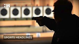 Sports Headlines: IOC revokes 2 Olympic qouta from shooting WC as India denies visa to Pakistani
