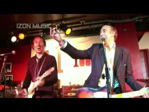100 Club - Steve Diggle. Mick Jones and Glen Matlock