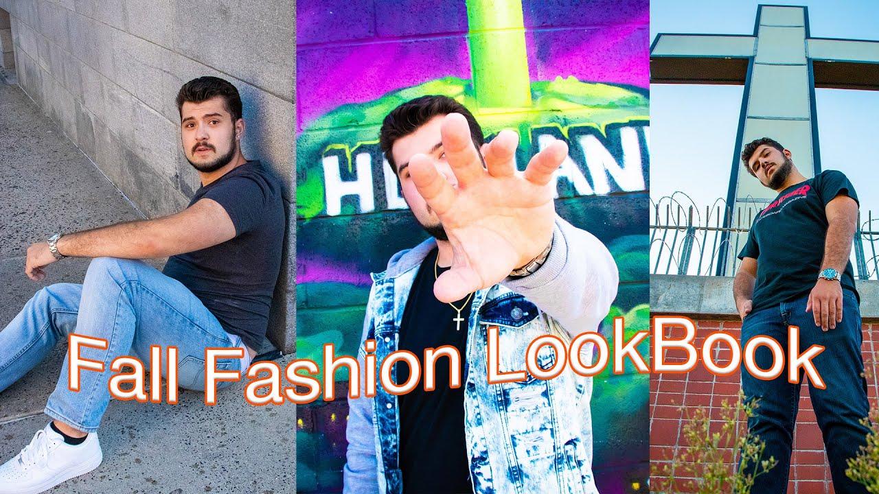 [VIDEO] - Men's Fall Fashion LookBook 2019 {Film Style} 4