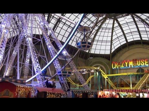 ► Jours de fêtes au Grand Palais (fête foraine dans Paris)