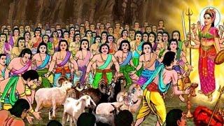"""Halo Hete Hingalaj Parasava Re"" || Hinglaj Mataji Best Songs || Gujarati Famous Garba"