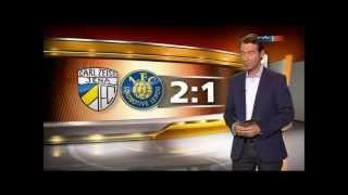 8.Spieltag RL Saison 13/14 FC Carl Zeiss Jena - 1.FC Lok Leipzig