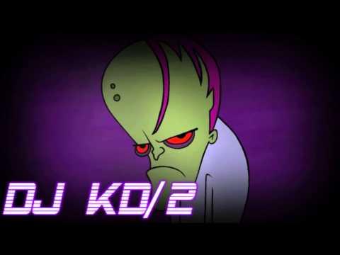 🎵Courage The Cowardly Dog Rap Beat - Dr. Zalost Theme - DJ KD/2
