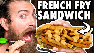 International Sandwich Taste Test