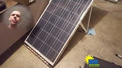 Solar power at night time