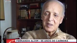 Fernando Alvim - 55 anos de carreira
