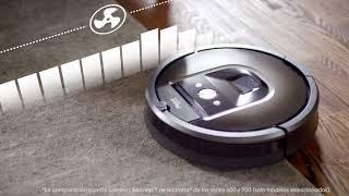 Robot de Limpieza: Roomba 980 iRobot