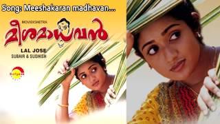 Meeshakaran madhavan - Meesamadhavan