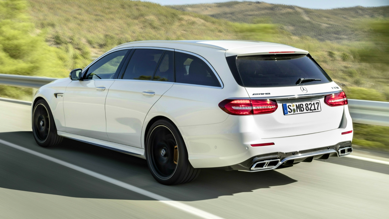 Mercedes E 63 S AMG 4MATIC+ Estate - Ultimate Driving ...