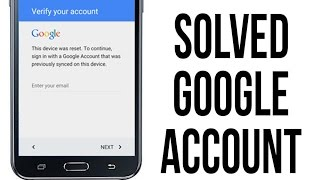 BYPASS, DELETE, REMOVE GOOGLE ACCOUNT, This device is locked because of an abnormal factory reset.