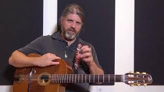 Stéphane Wrembel - Shapes For Improvisation (Gypsy Jazz Lesson Excerpt)