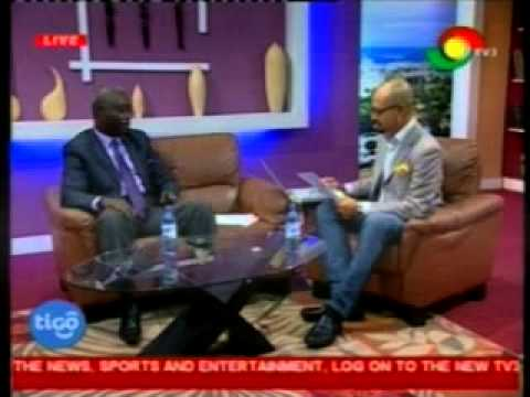 Sunrise Discuss Evidence in Court with Lawyer Maxwell Opoku Agyemang - 26/02/2013