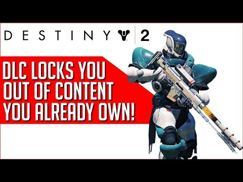 Why The Destiny 2 DLC Is an EA-Level SCAM!