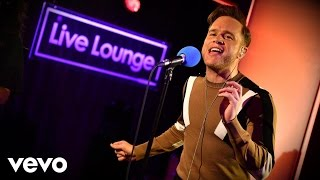 Olly Murs Can't Stop The Feeling! Justin Timberlake Cover In The Live Lounge