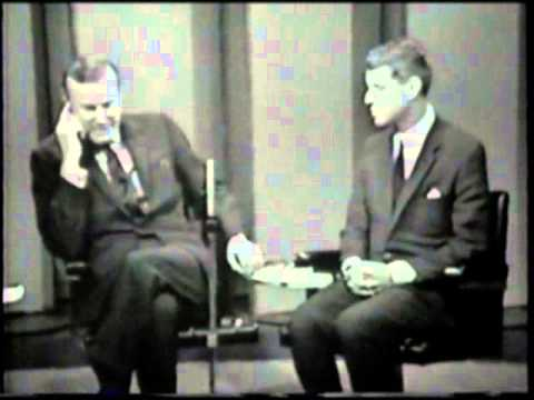 ROBERT F. KENNEDY ON JACK PAAR'S SHOW (MARCH 13, 1964)
