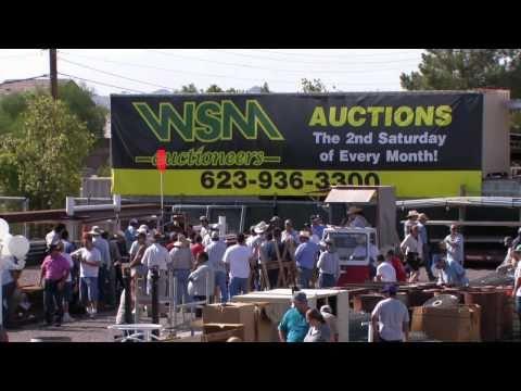 WSM Auctioneers | Phoenix Auctions | Western Sales Management