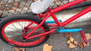 Custom Bmx bike for sale