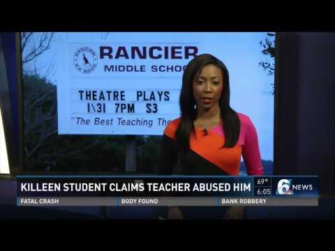 Killeen ISD student claims teacher hit him