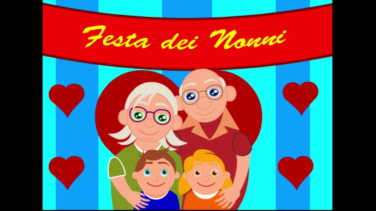 Conosciuto La Festa dei Nonni: Viva i Nonni | Filastrocche per Bambini - YouTube TM86