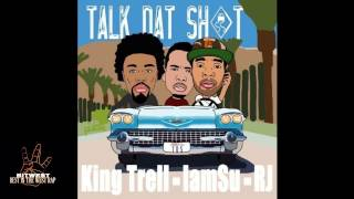 King Trell ft. Iamsu!, RJ - Talk Dat Shit (Prod. League Of Starz) [New 2015] (BestInTheWestRap)