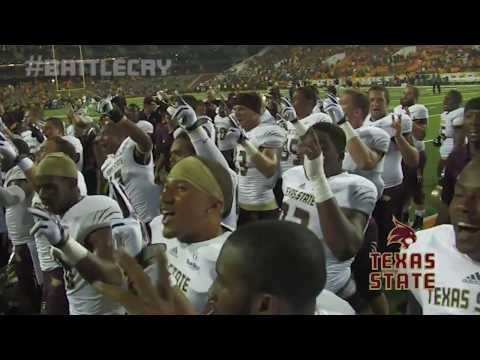 The Path: Texas State Football - Game 1 vs. Ohio