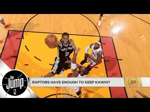 Can Raptors really keep Kawhi Leonard?   The Jump   ESPN