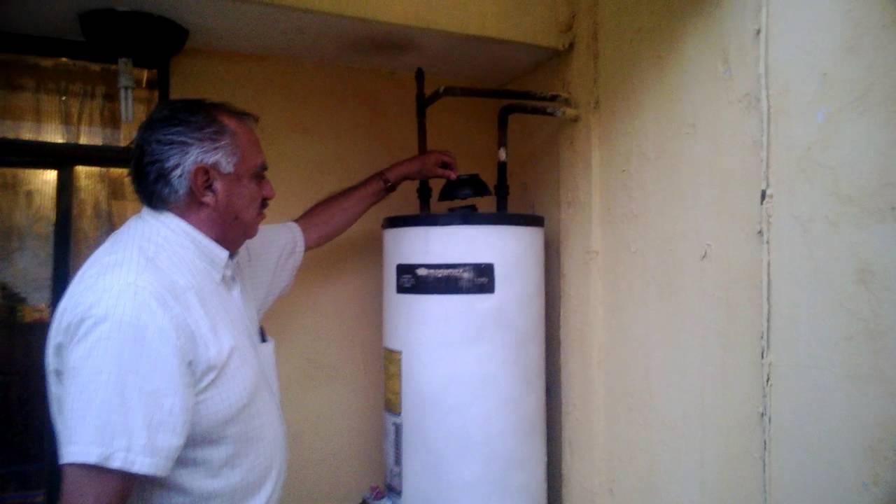 Ahorrador de gas para calentadores de agua dom sticos - Ahorrador de agua ...