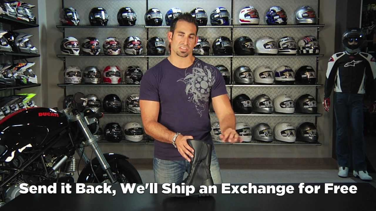 Dainese Long Range D WP Boots Review at