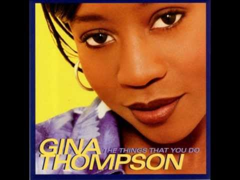 Da Grimm One ft Gina Thompson - The Things You Do (Grimm Rmx)