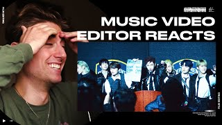 Video Editor Reacts to Stray Kids 『ALL IN』 Music Video