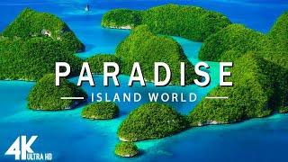 PARADISE 4K UHD  Música relajante junto con hermosos videos de la naturaleza  Video 4K UltraHD