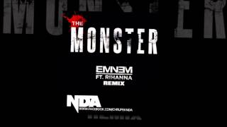 Eminem feat.Rihanna - The Monster (NDA remix ) [Radio Edit]