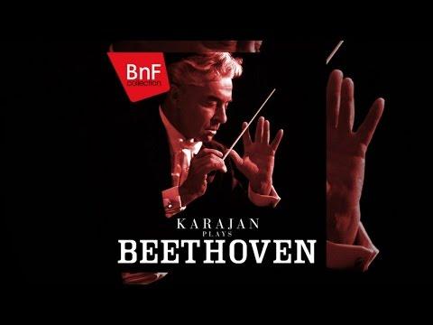Herbert von Karajan plays Beethoven