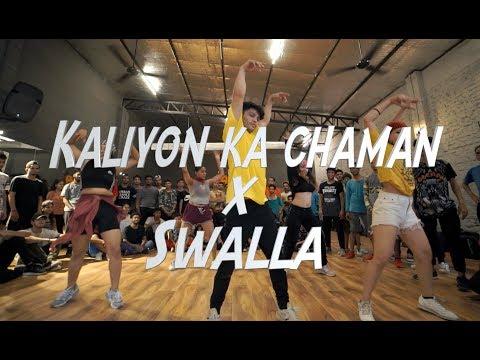 Kaliyon Ka Chaman X Swalla | Ankit Sati Choreography