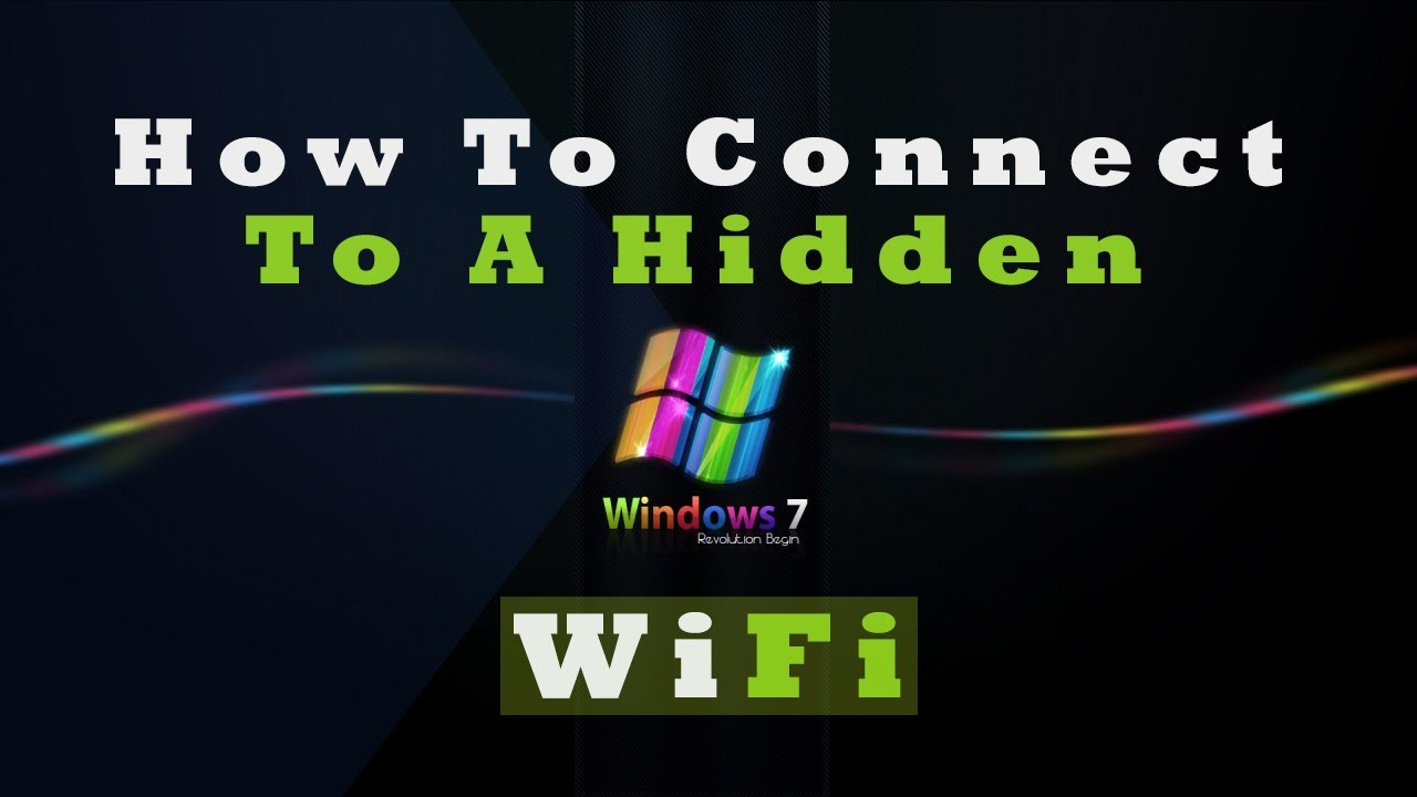 Connect through Wireless Network Connection