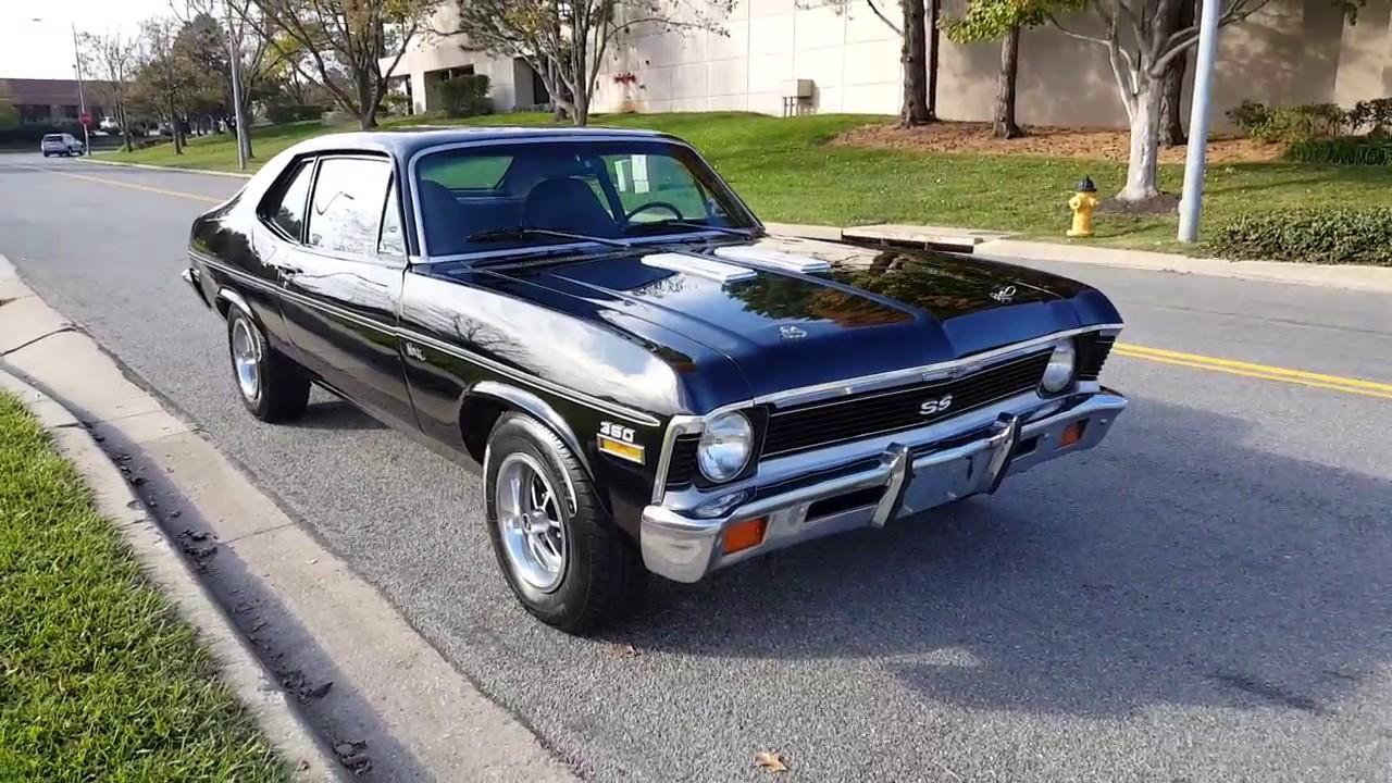 1972 Chevy Nova Ss For