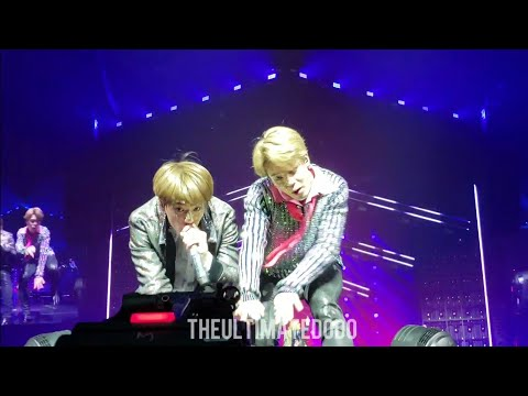 180916 Dope 쩔어@ BTS 방탄소년단 Love Yourself Tour in Fort Worth Fancam 직캠