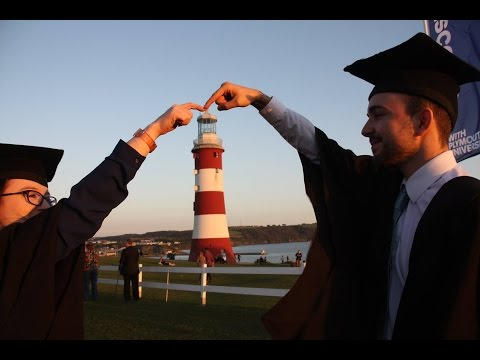 Apprenticeship Graduation Plymouth 2015 - high speed