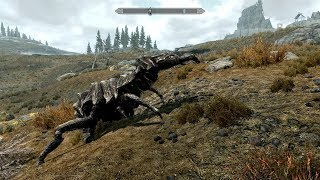 The Elder Scrolls V: Skyrim. Мертвый трэлл. Гигантский корус-жнец. Прохождение от SAFa