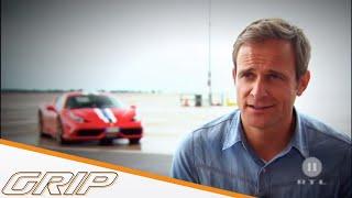 Ferrari 458 Speciale vs. Ducati 1199 Panigale R |GRIP
