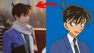 Detective Conan Characters In Real Life (cosplay)