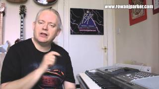 Music Theory 101 - The Harmonic Minor Scale Part 1