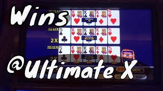 WINNING at Ultimate X $ (vp live play 2018)