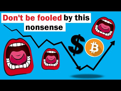 Don't Be Fooled By This NONSENSE On The Markets (and Bitcoin)