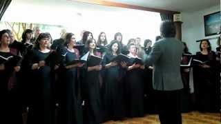 Adeus Guacyra - Coro da A.E.R. de Góis