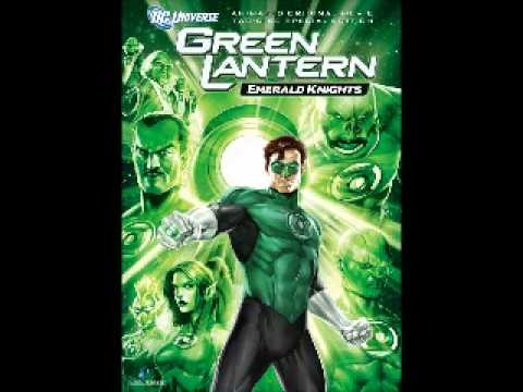 Green Lantern: Emerald Knights Main Titles poster