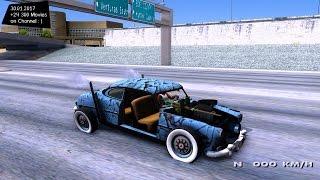 Hudson Hornet Off Road Hermes - GTA San Andreas 1440p / 2,7K 60FPS